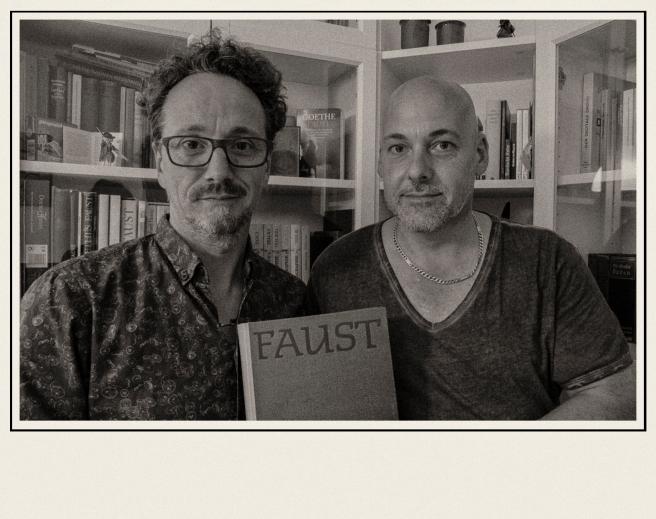 Foto - Guido und Dirk